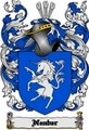 Thumbnail Neuber Family Crest  Neuber Coat of Arms Digital Download