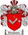 Thumbnail Neumann Family Crest  Neumann Coat of Arms