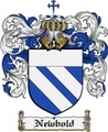 Thumbnail Newbold Family Crest Newbold Coat of Arms Digital Download
