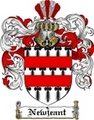 Thumbnail Newjeant Family Crest  Newjeant Coat of Arms