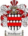 Thumbnail Newshand Family Crest  Newshand Coat of Arms
