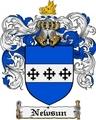 Thumbnail Newsun Family Crest  Newsun Coat of Arms