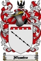Thumbnail Nicastro Family Crest  Nicastro Coat of Arms Digital Download