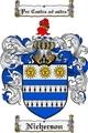 Thumbnail Nicherson Family Crest  Nicherson Coat of Arms