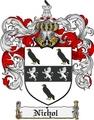 Thumbnail Nichol Family Crest  Nichol Coat of Arms