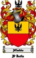 Thumbnail Nieddu Family Crest  Nieddu Coat of Arms Digital Download
