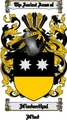 Thumbnail Niedenthal Family Crest  Niedenthal Coat of Arms Digital Download