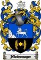 Thumbnail Niedermayer Family Crest  Niedermayer Coat of Arms Digital Download