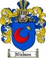 Thumbnail Nielsen Family Crest  Nielsen Coat of Arms