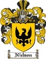 Thumbnail Nielson Family Crest  Nielson Coat of Arms