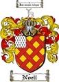 Thumbnail Noell Family Crest  Noell Coat of Arms