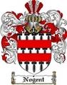 Thumbnail Nogent Family Crest  Nogent Coat of Arms