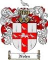Thumbnail Nolen Family Crest  Nolen Coat of Arms