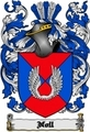 Thumbnail Noll Family Crest  Noll Coat of Arms Digital Download