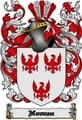 Thumbnail Noonen Family Crest  Noonen Coat of Arms Digital Download