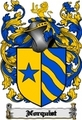 Thumbnail Norquist Family Crest  Norquist Coat of Arms Digital Download