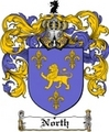 Thumbnail North Family Crest  North Coat of Arms Digital Download