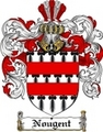 Thumbnail Nougent Family Crest  Nougent Coat of Arms