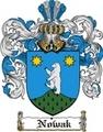 Thumbnail Nowak Family Crest  Nowak Coat of Arms
