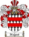 Thumbnail Nugent Family Crest  Nugent Coat of Arms