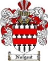 Thumbnail Nuigent Family Crest  Nuigent Coat of Arms