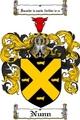Thumbnail Nunn Family Crest  Nunn Coat of Arms