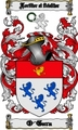 Thumbnail O-Gara Family Crest  O-Gara Coat of Arms Digital Download