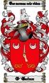 Thumbnail O-Guinn Family Crest  O-Guinn Coat of Arms Digital Download