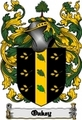 Thumbnail Oakey Family Crest  Oakey Coat of Arms Digital Download