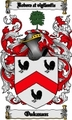 Thumbnail Oakman Family Crest  Oakman Coat of Arms Digital Download
