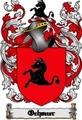 Thumbnail Ochsner Family Crest  Ochsner Coat of Arms Digital Download