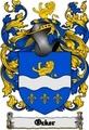 Thumbnail Ocker Family Crest  Ocker Coat of Arms Digital Download