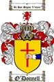 Thumbnail Odonnell Family Crest  Odonnell Coat of Arms