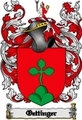 Thumbnail Oettinger Family Crest  Oettinger Coat of Arms Digital Download