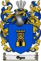 Thumbnail Ogaz Family Crest  Ogaz Coat of Arms Digital Download