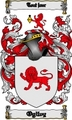 Thumbnail Ogilvy Family Crest  Ogilvy Coat of Arms Digital Download