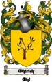 Thumbnail Ohlrich Family Crest  Ohlrich Coat of Arms Digital Download