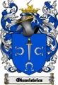 Thumbnail Okuniewicz Family Crest  Okuniewicz Coat of Arms Digital Download