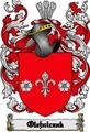 Thumbnail Olejniczak Family Crest  Olejniczak Coat of Arms Digital Download