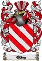 Thumbnail Oliva Family Crest  Oliva Coat of Arms Digital Download
