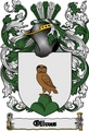 Thumbnail Olivas Family Crest  Olivas Coat of Arms Digital Download