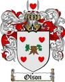 Thumbnail Olson Family Crest / Olson Coat of Arms