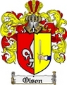 Thumbnail Olson Sw Family Crest  Olson Sw Coat of Arms