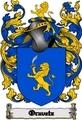 Thumbnail Oravetz Family Crest  Oravetz Coat of Arms Digital Download