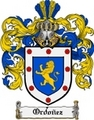 Thumbnail Ordonez Family Crest  Ordonez Coat of Arms