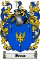 Thumbnail Ormes Family Crest  Ormes Coat of Arms Digital Download