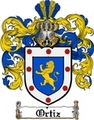 Thumbnail Ortiz Family Crest / Ortiz Coat of Arms