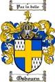 Thumbnail Osbourn Family Crest  Osbourn Coat of Arms