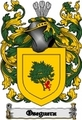 Thumbnail Oseguera Family Crest  Oseguera Coat of Arms Digital Download
