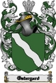 Thumbnail Ostergard Family Crest  Ostergard Coat of Arms Digital Download